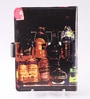 10am Multicolour Ring Bound Alcohol Diary with 100 Sheets