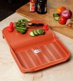 Action Red Cut N Wash Superbvegetable & Fruit Cutter