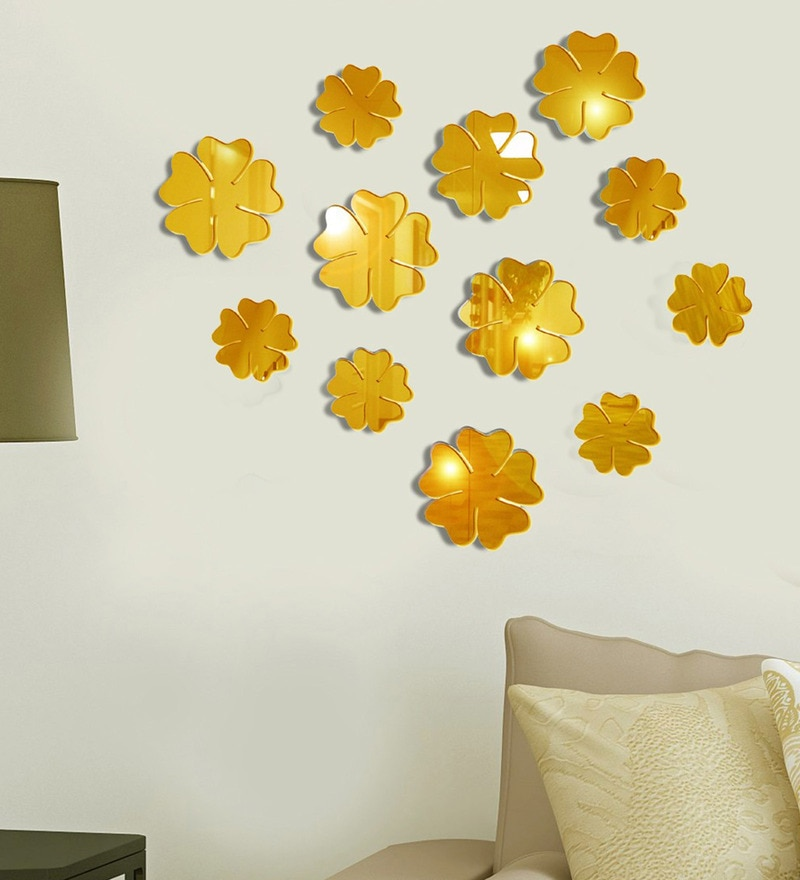Wall Art Decor Floral Vines Wall Sticker by Wall Art Decor Online ...