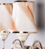 Aesthetic Home Solution White Glass  Wall Light