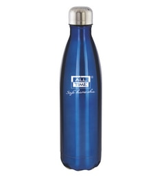 All Time Cresta Blue Stainless Steel & Copper 750 ML Vacuum Flask