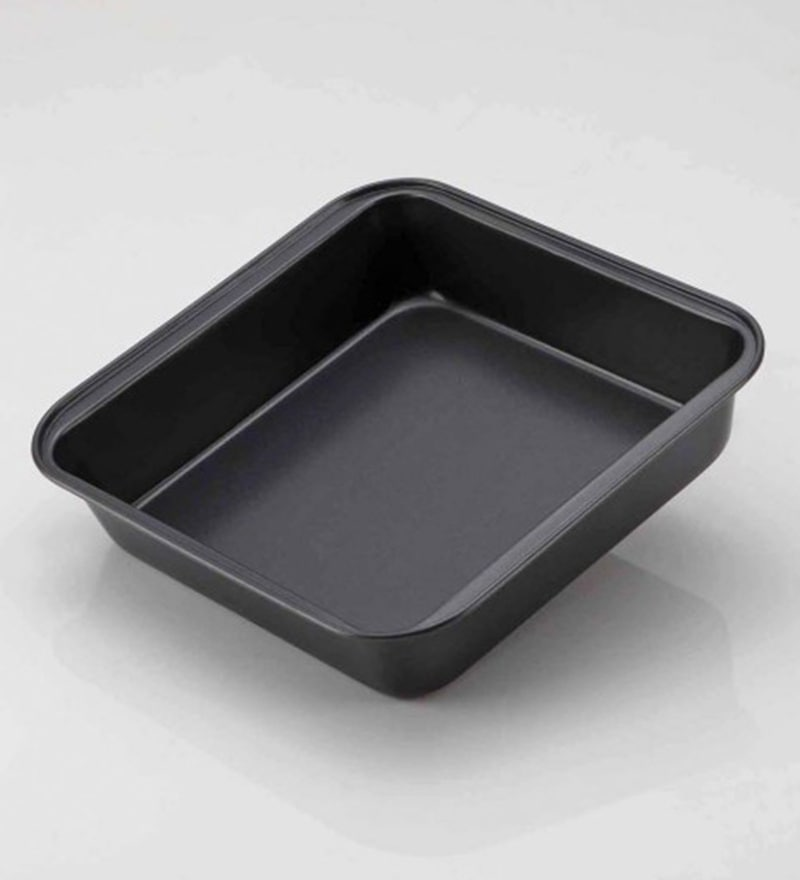 Alda Bakeware Carbon Steel Square Cake Tin