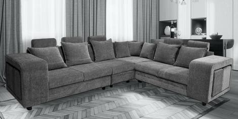 Corner Sofa: Buy Corner Sofa Sets Online At Best Prices - Pepperfry