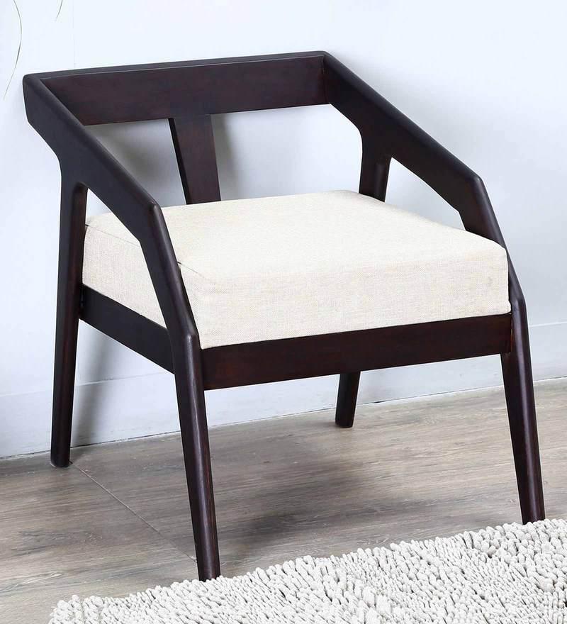 Amery Arm Chair in Warm Chestnut Finish by Woodsworth