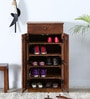 Amery Shoe Rack in Provincial Teak Finish by Woodsworth