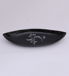 Anasa Decorative Metal Serving Tray - 1613173