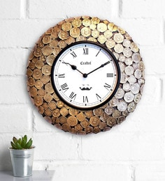 Wall Clock Buy Wall Watches At Best Price In India At Pepperfry