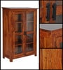 Norfolk Book Case in Honey Oak Finish by Woodsworth