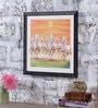 Angel Decor Canvas & MDF 18 x 1 x 18 Inch Bevington Framed Digital Art Print