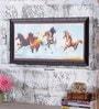 Angel Decor Canvas & MDF 25 x 1 x 14 Inch Blencoe Framed Digital Art Print
