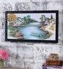 Angel Decor Canvas & MDF 25 x 1 x 14 Inch Bonaparte Framed Digital Art Print