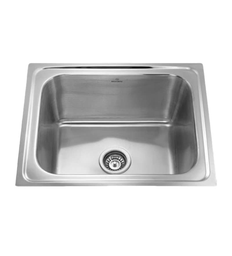 Buy Unique Stainless Steel Single Bowl Kitchen Sink Online ...