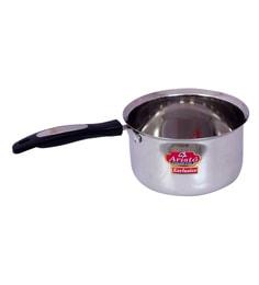 Aristo Flat Bottom 650 ML Stainless Steel Sauce Pan