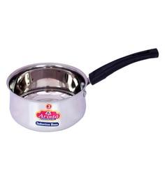 Aristo Induction Bottom 1100 ML Stainless Steel Sauce Pan