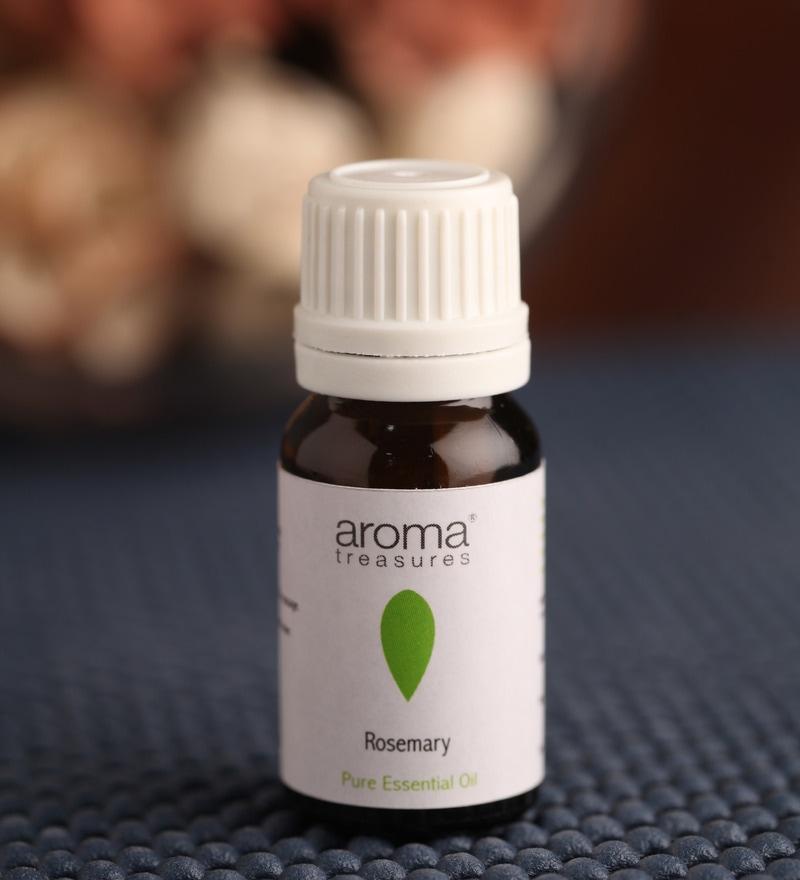 Rosemary Aroma Oil by aroma treasures