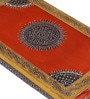 Arala Coffee Table in Red Finish by Mudramark