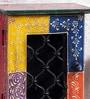 Art of Jodhpur Multicolor Solidwood  Handpainted Rajputana Key Holder