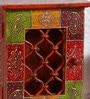 Multicolor Solidwood Key Holder by Art of Jodhpur