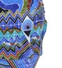 Art Tantra Multicolour Resin with Acrylic Paint Traditional Mask