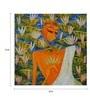 ArtCollective Abstarct Canvas 12 x 12 Inch Framed Art Print