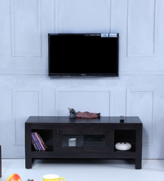 Avian Entertainment Unit In Warm Chestnut Finish - 1596911