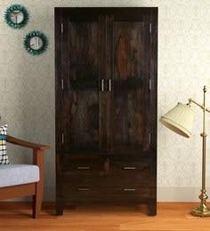 quality design b992f 9879d Wardrobe: Buy Wooden Almirahs & Wardrobes Online at Best ...