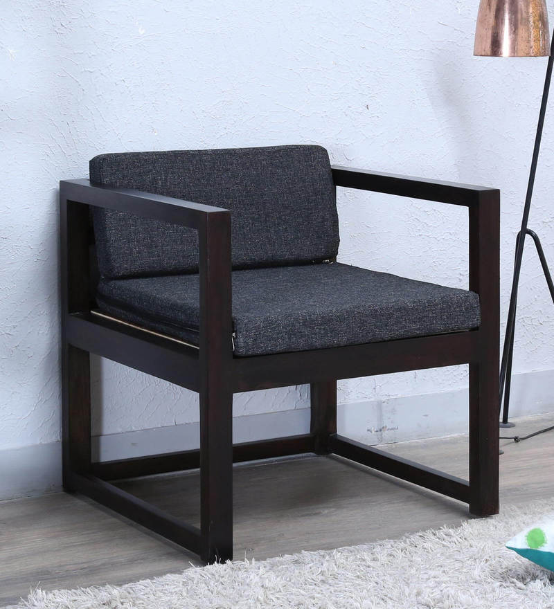 Avian Arm Chair in Warm Chestnut Finish by Woodsworth
