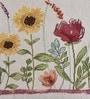Avira Home Floral Garden Multicolour Cotton & Polyester Placemats - Set of 6