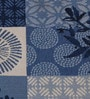Avira Home Multichecks Multicolour Cotton & Polyester Placemats - Set of 6