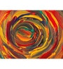 Hashtag Decor Engineered Wood 27 x 20 Inch Awesome Abstract Framed Art Panel
