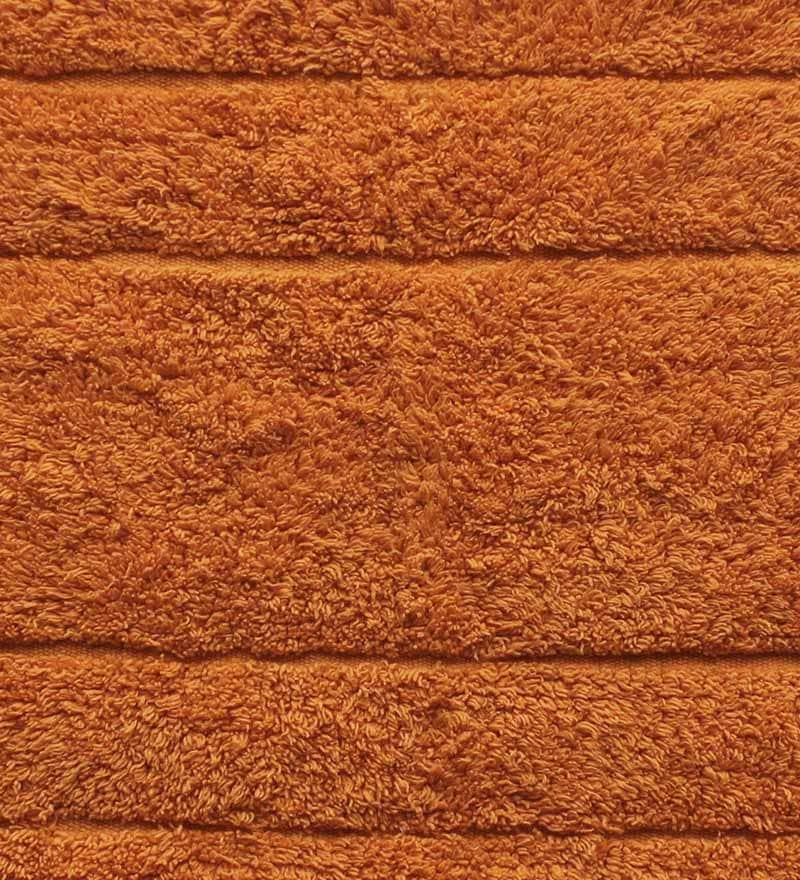 Buy Azaani Rust Bathmat Online Bath Mats Bath Mats Pepperfry