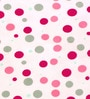Pink Polyester Baby Blanket - Set of 4 by Azaani