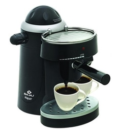 Bajaj Majesty Cex11 Expresso Coffee Maker 800W Electric Kettle