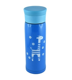 Bar World Blue Stainless Steel & Plastic 350 ML Vacuum Flask