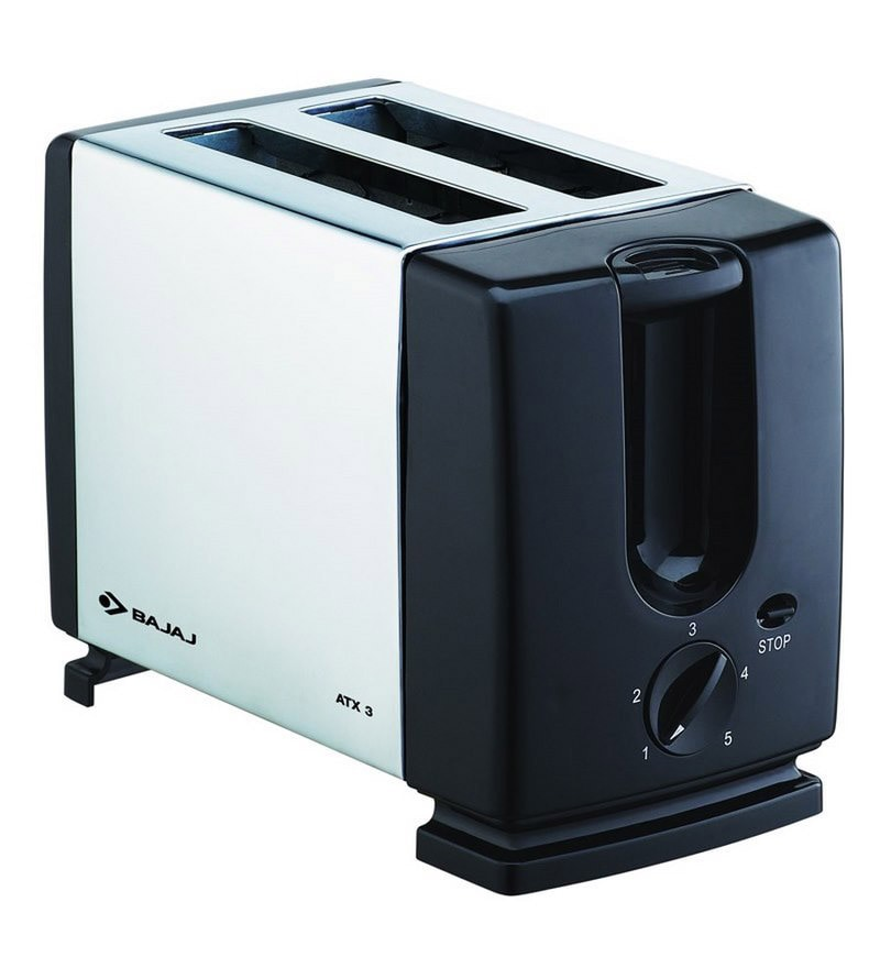 Bajaj Majesty ATX3 Auto Pop-up Toaster