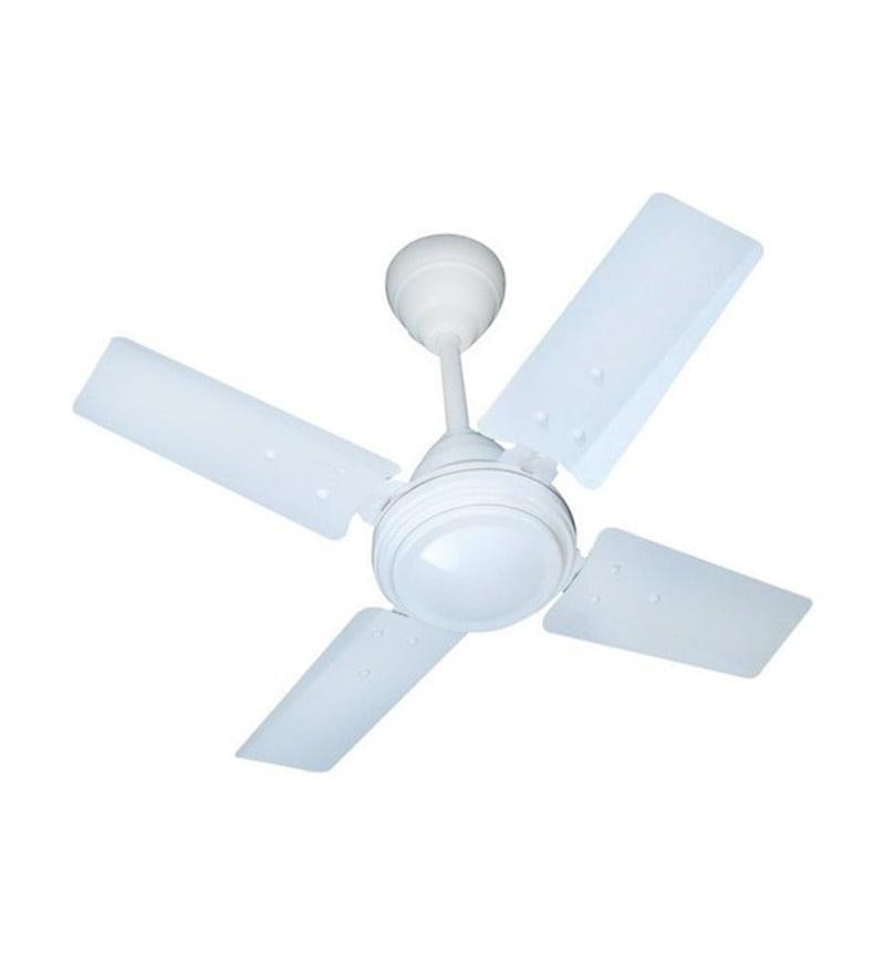 Bajaj Maxima 600MM White Ceiling Fan