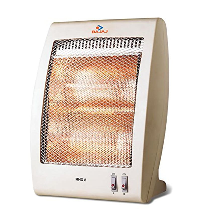 Bajaj Rhx-2 1000-Watt Halogen Room Heater