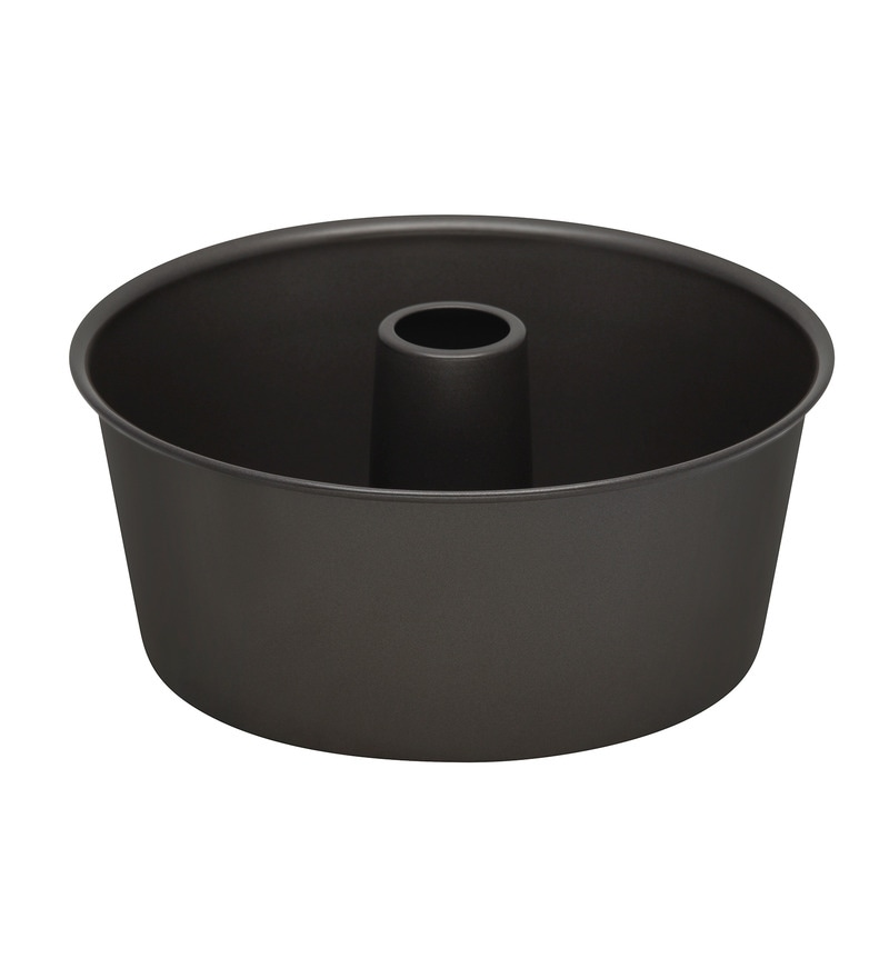 Baker's Secret Steel and Silicon Cake Pan