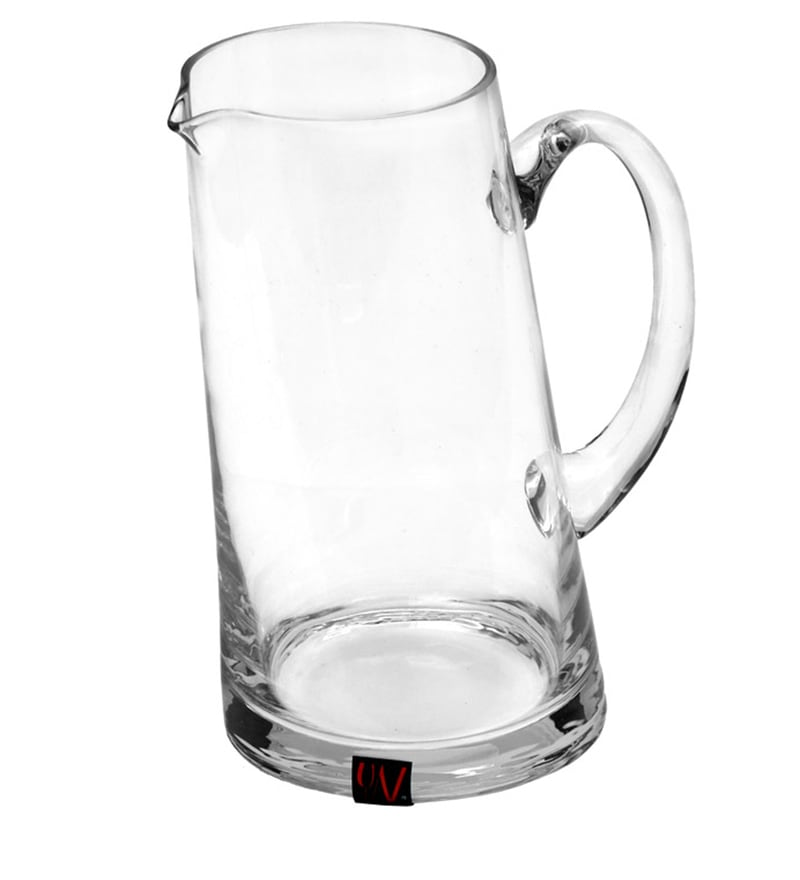 Barworld 1200 ML Glass Pitcher