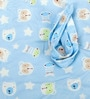 Mee Mee Baby Blanket in Blue Colour