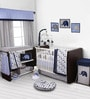 Bacati Elephant Blue Grey Sleep Sack