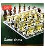 Bar World 15.5 Inch Chess Drinking Board Game