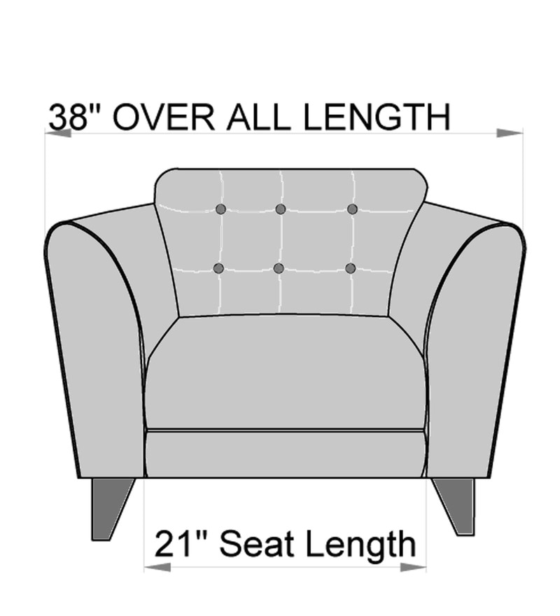 Good One Seat Sofa #23 - Click To Zoom In/Out