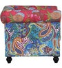 Bengalla One Seater Sofa in Multi-Color Finish by Bohemiana