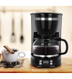 Black And Decker Black Drip Coffee Maker