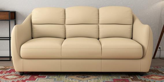Blaze 3 Seater Sofa In Cream Colour