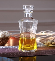 Bormioli Rocco Cassiopea 850 Ml Decanter With Lid