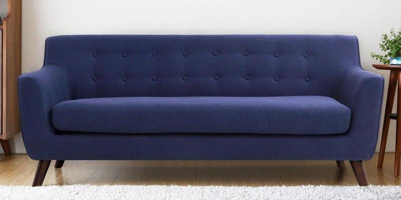 Buy Winston Solid Wood Three Seater Sofa By Hometown Online