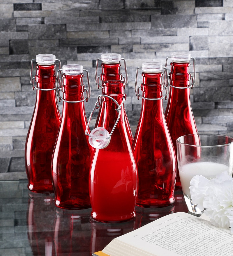 Borgonovo Alighieri Red Glass 335 ML Bottle