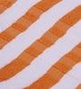 Bombay Dyeing Orange Cotton Bath Towel